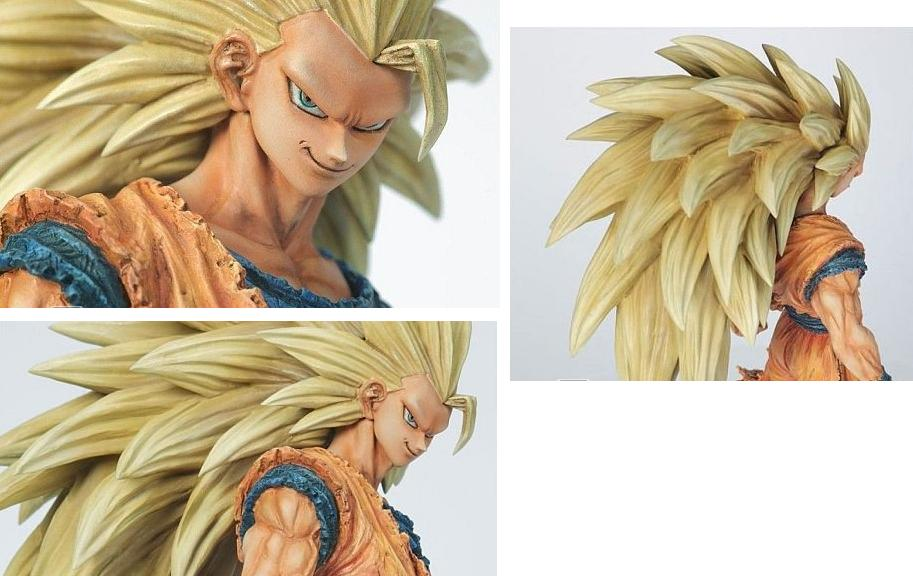 Dragon Ball Z figuras de accion y esculturas